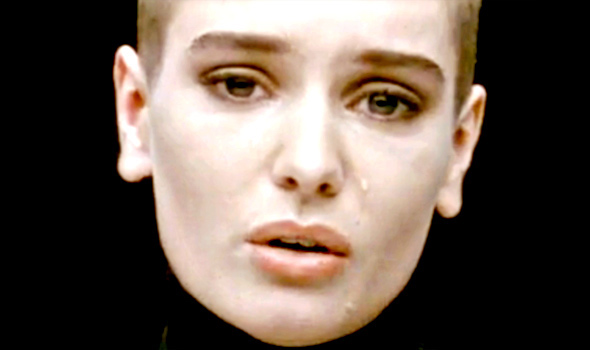 The 40 Best Music Videos of the 90s, Sinead O'Connor - Nothing Compares 2 U