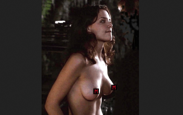 topless actresses, famous actresses topless, katie holmes the gift
