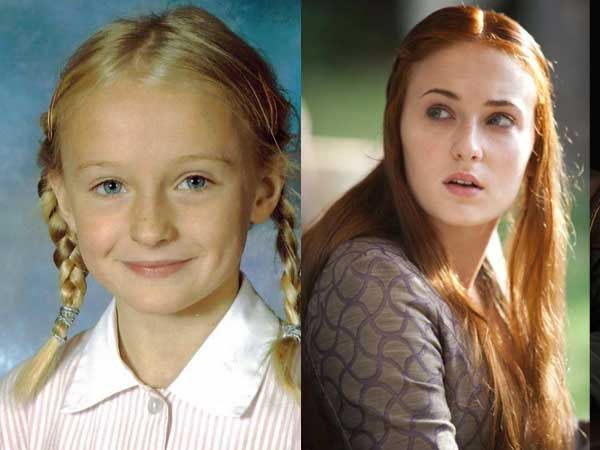 Game Of Thrones, Game Of Thrones Childhood Photos