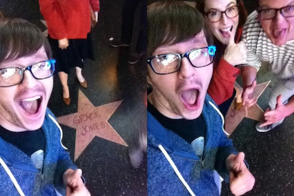 types of photos everyone eventually regrets taking, fake grace jones hollywood star