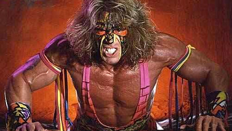 The Ultimate Warrior's New Hit Single