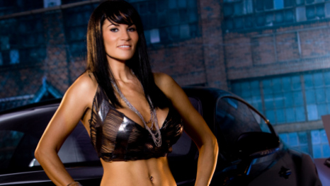 TNA Wrestler Traci Brooks Poses Nude For Playboy
