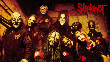 SLIPKNOT Press Conference