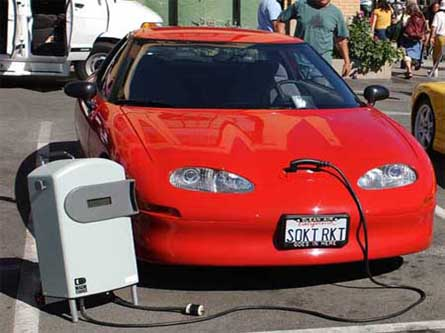 Top 5 disadvantages of electric vehicles