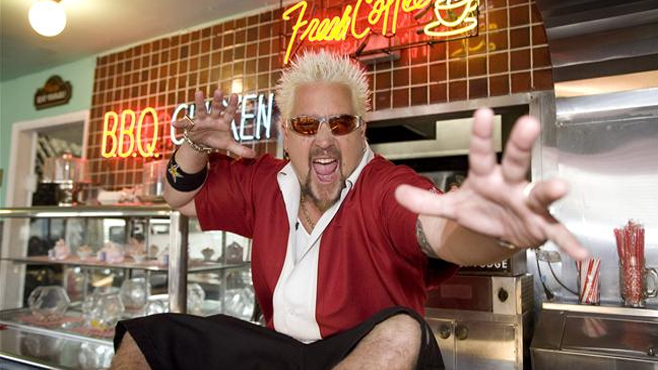 Diners Driveins and Dives