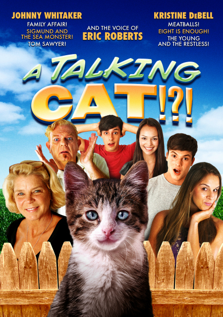 Review: A Talking Cat!?!