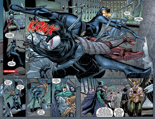 Catwoman #19 Preview 4
