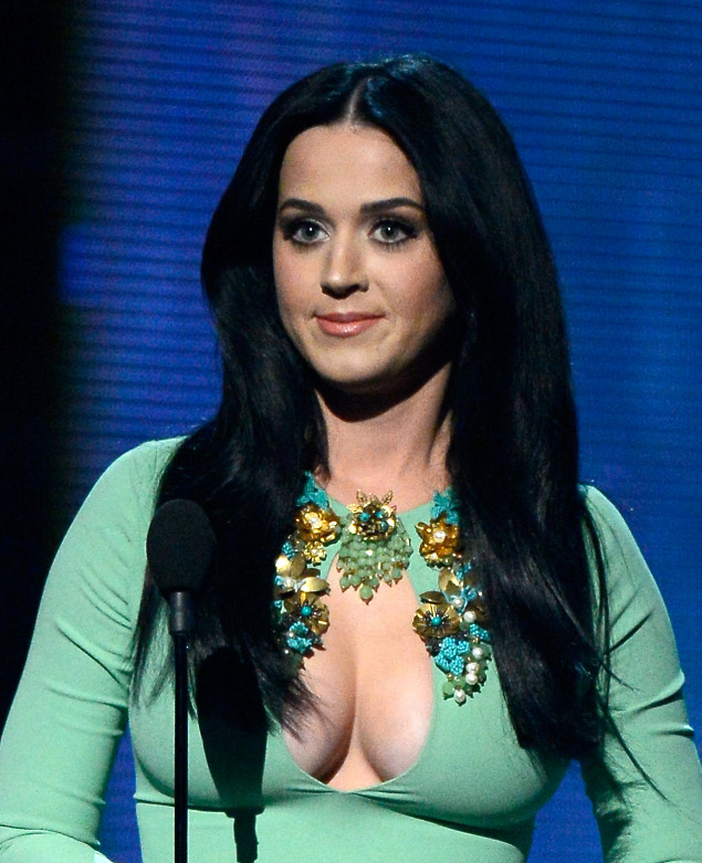 Katy Perry 55th Grammys