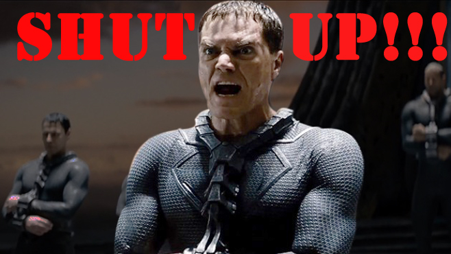Man of Steel Controversy