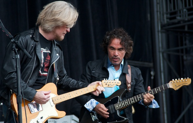 Hall n Oates - Outside Lands by Johnny Firecloud