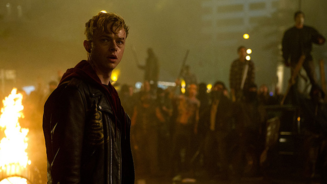 Metallica Through the Never Dane DeHaan