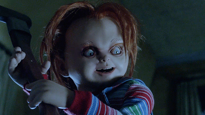 Curse Of Chucky New Look Exclusive Inter...