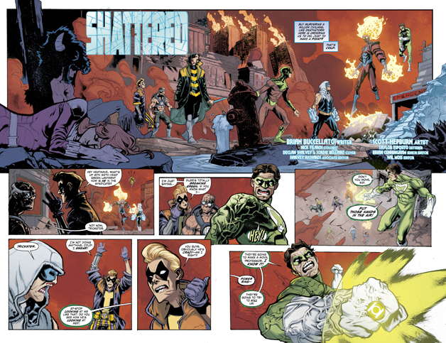Forever Evil: Rogues Rebellion #2 Preview 2