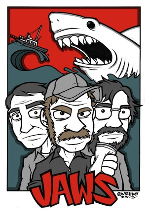 Jaws by Mr. Tim