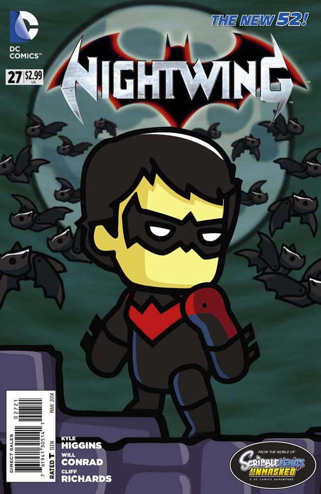 Nightwing #27 Variant