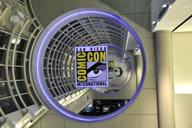Comic-Con International Preview Night, San Diego