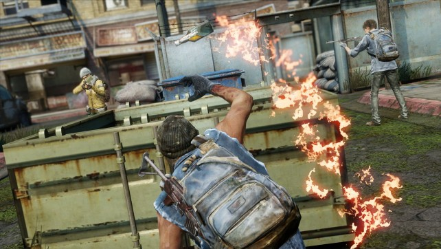 The Last of Us Gets Two Free Multiplayer Maps