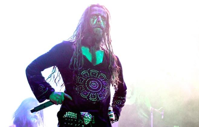 Rob Zombie Aftershock Firecloud