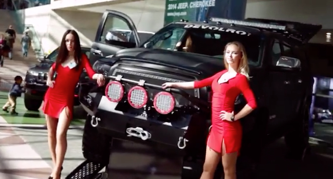 LA Auto Show In Defense Of Car Models Mandatory - When is the la car show