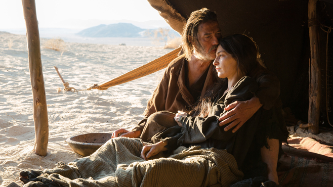 Last Days in the Desert Ciaran Hinds Ayelet Zurer