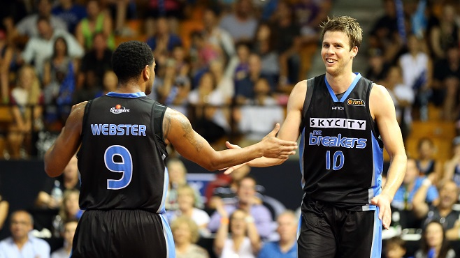 NBL Rd 20 - New Zealand v Townsville