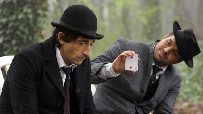 The Brothers Bloom Adrien Brody Mark Ruffalo Rian Johnson