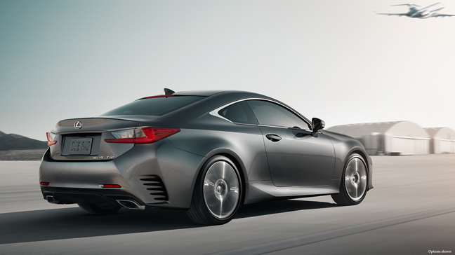 Lexus Went All In On The RC Line When The Automaker Began Rolling Out  Models Last Year.