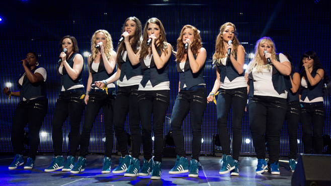 Pitch Perfect 2 Barden Bellas