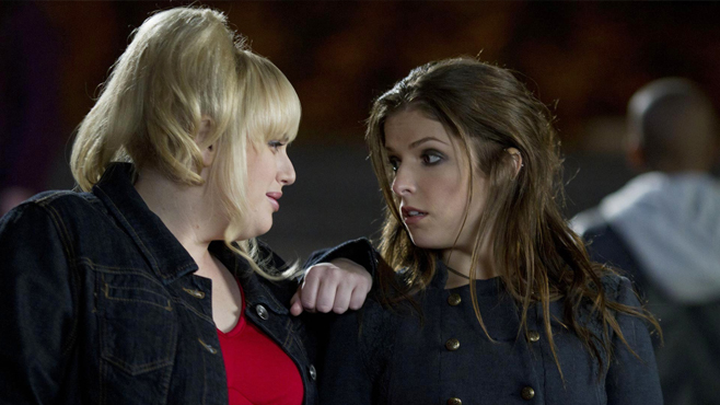 Pitch Perfect 2 Rebel Wilson Anna Kendrick
