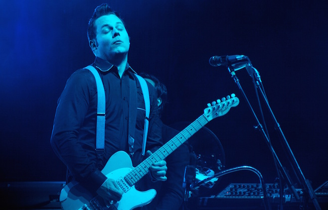 Jack White at Coachella 2015 by Johnny Firecloud