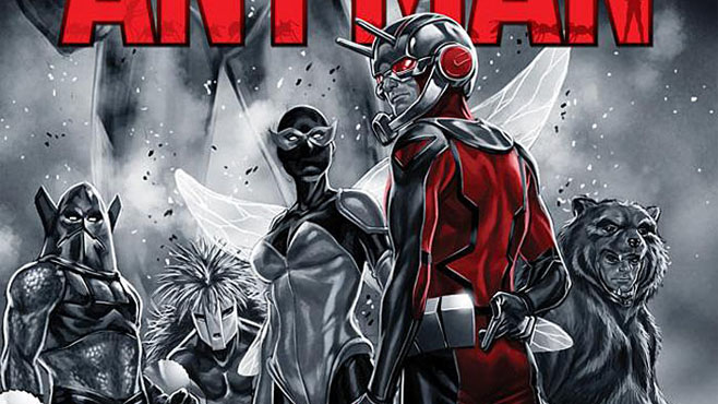 Ant-Man Preview