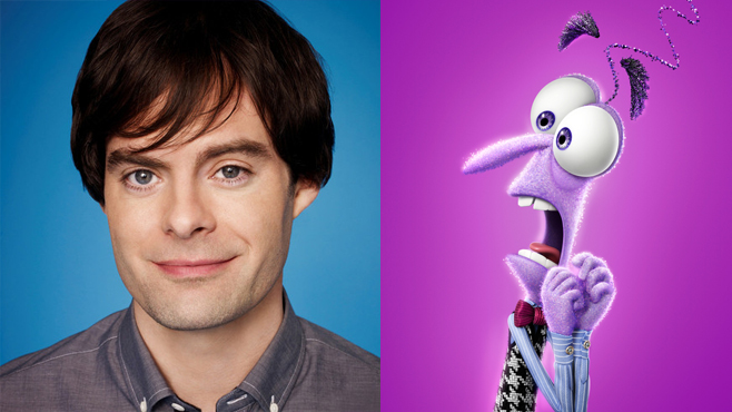 Bill Hader Inside Out Fear