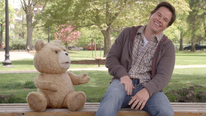 Ted 2 Mark Wahlberg