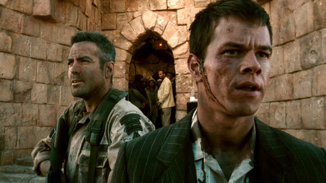 Three Kings George Clooney Mark Wahlberg