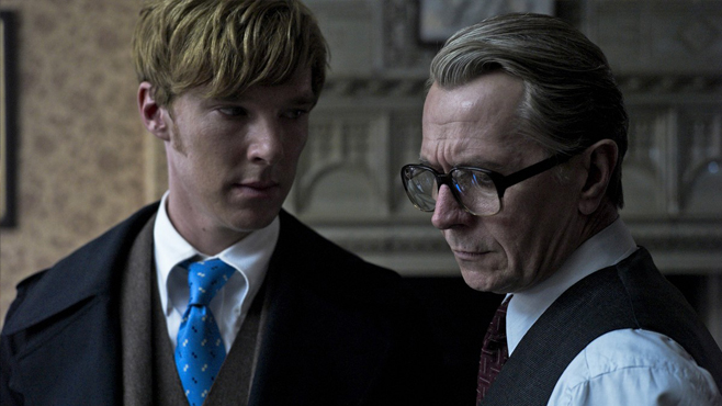 Bendedict Cumberbatch Tinker Tailor Soldier Spy Gary Oldman