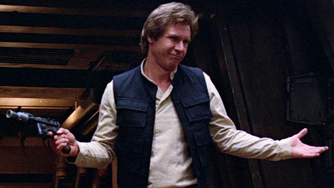 Harrison Ford Han Solo Movie