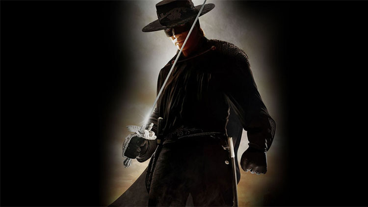 The post apocalyptic zorro movie may actually be happening for Cocktail zorro