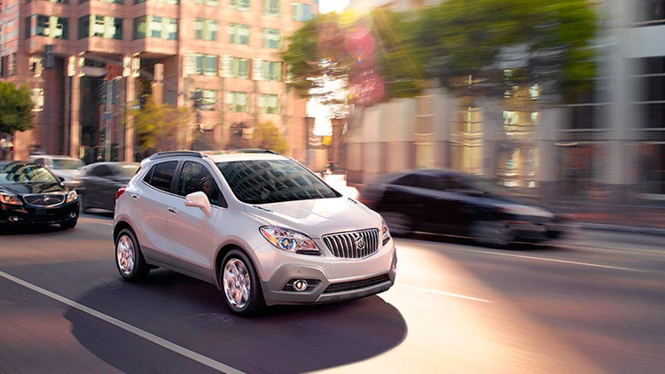 2015 buick encore with awd maximizes economy. Black Bedroom Furniture Sets. Home Design Ideas
