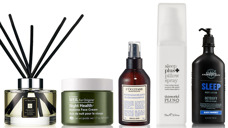 Grooming Products For Better Sleeping