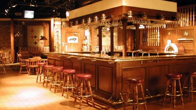 The Best Tv Bars We Wish We Could Get A Drink In Mandatory