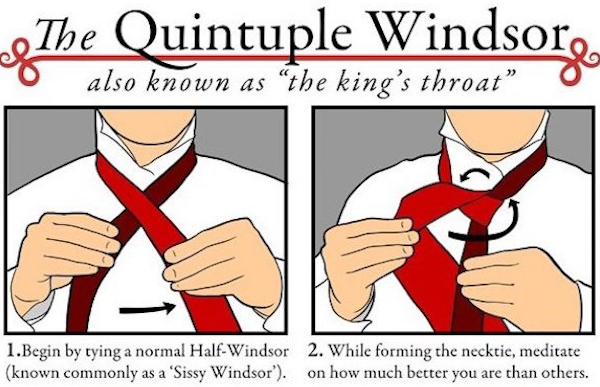 How to tie a tie the right way follow us on social media ccuart Choice Image