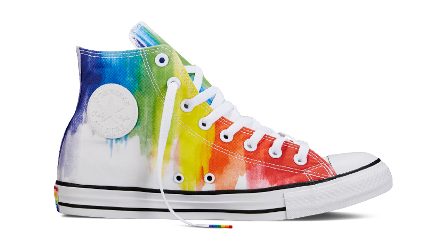 Converse, All Star Pride