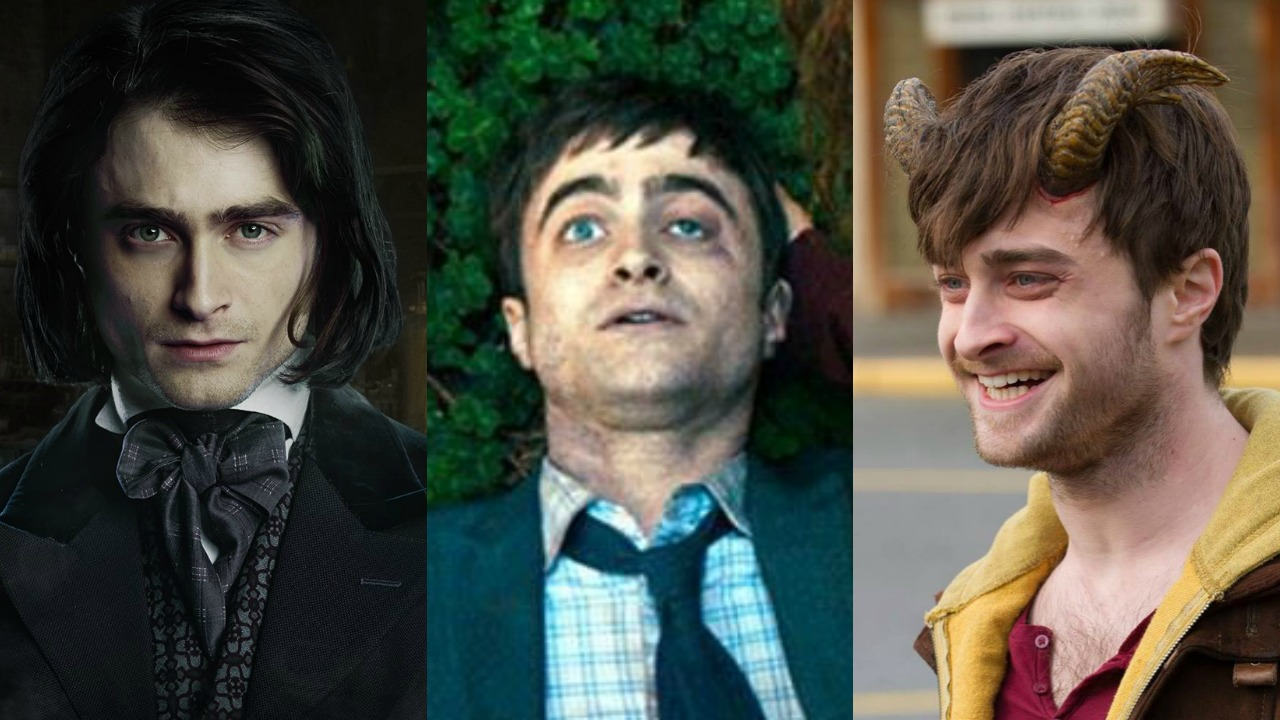 Daniel Radcliffe will play in a film about creating a scandalous series of games 04/09/2015 41