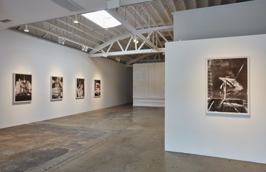 Installation view. Photo by Lee Thompson. Courtesy of Klowden Mann