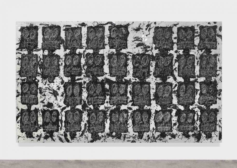 Rashid Johnson, Untitled Anxious Audience (2016), All images © The artist. Courtesy Hauser & Wirth.