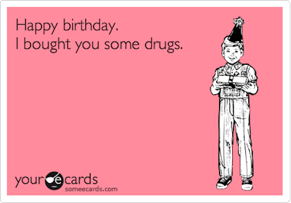 Man Brings Birthday Cards Laced With Anthrax To Cops Turns Out To