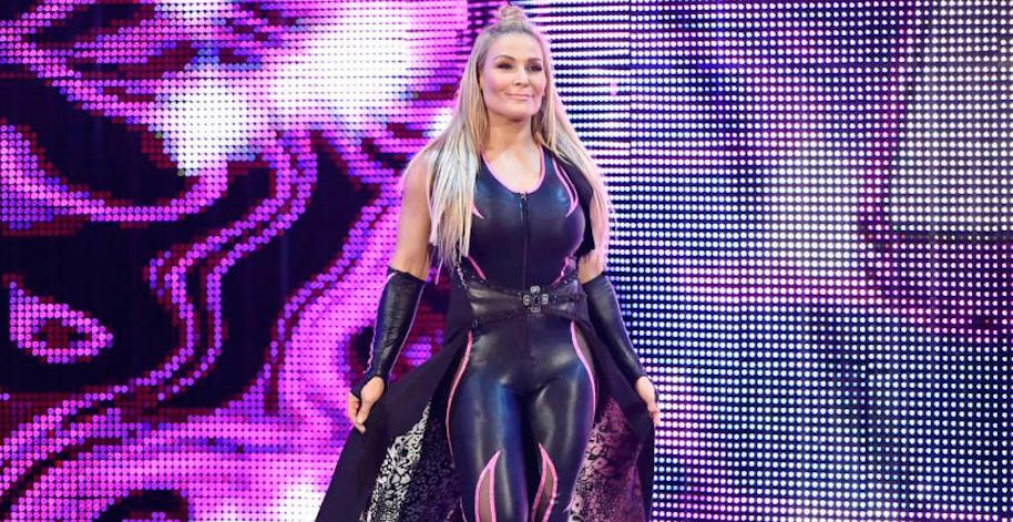 wwe�s natalya shares passion to fight breast cancer
