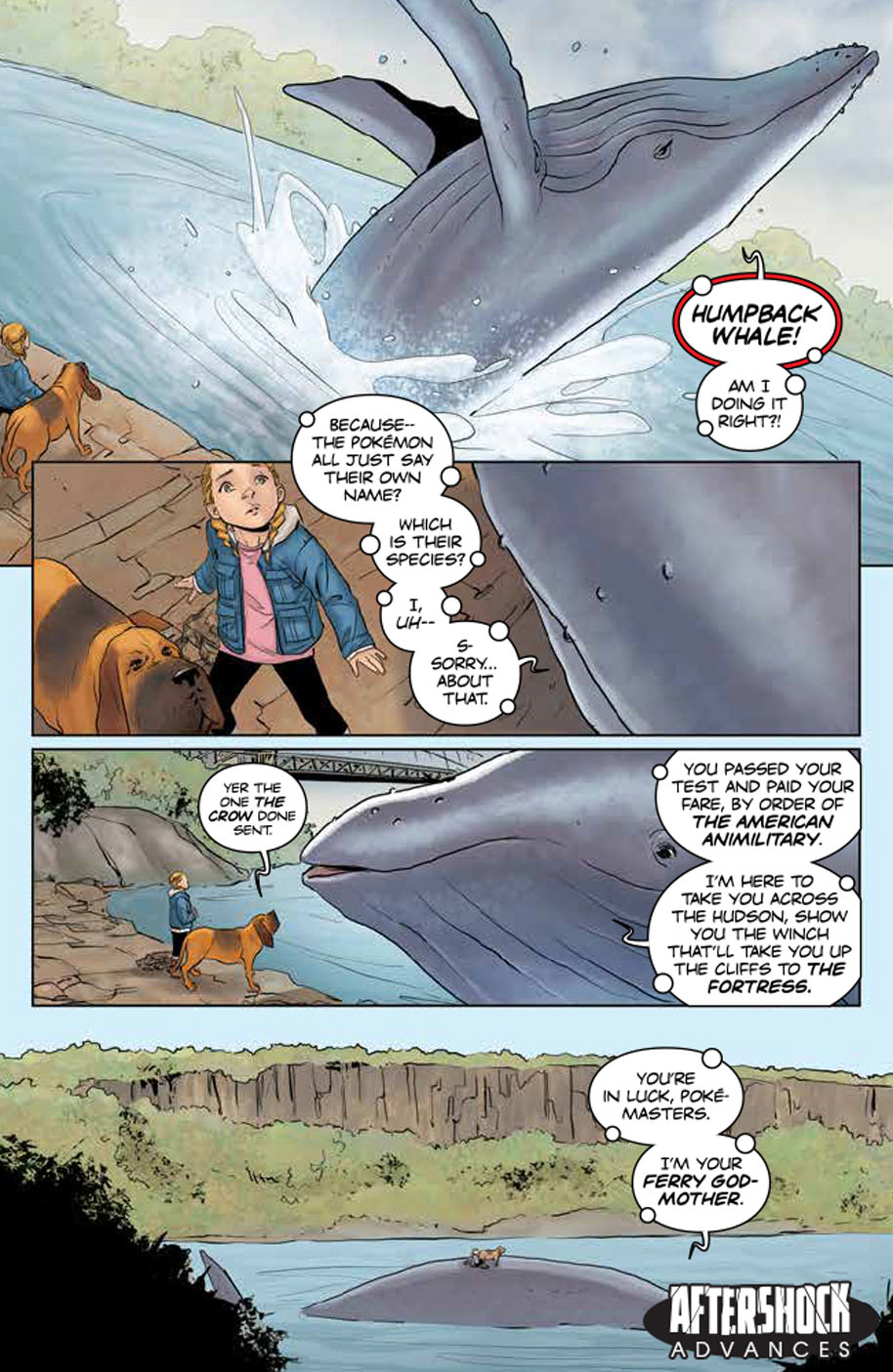 Animosity 3 page 5