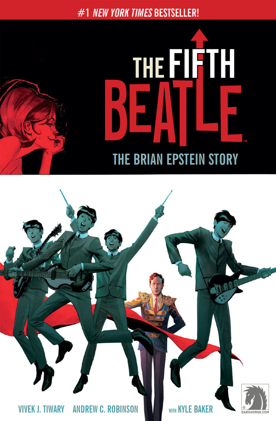 The Fifth Beatle Expanded Edition cover
