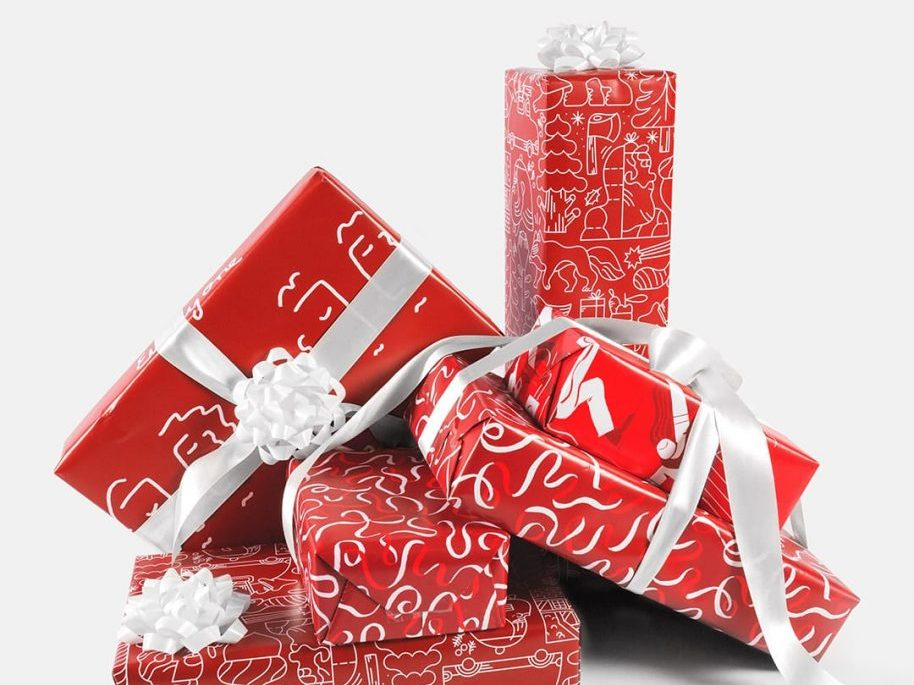 Tictail Gift Wrap
